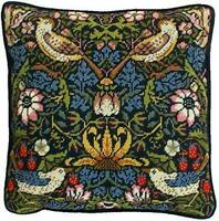 Bothy Threads ~ Tapisserie Coussin Avant Kit ~ William Morris ~ SUNFLOWERS ~ TAC4