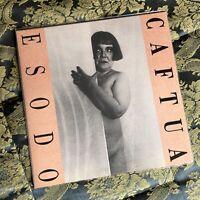 CAFTUA esordio assoluto di CARMEN CONSOLI LP vinile super Raro!
