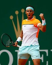 Nike Rafael Nadal Premier Tennis Shirt Monte Carlo 2015
