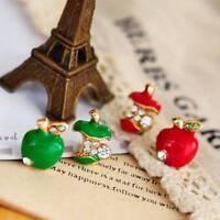 1PC Fashion Women Girls Enamel Piercing Earrings Ear Stud Jewelry Accessories