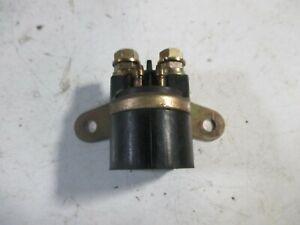 Anlasser Relais Magnetschalter für Suzuki DR 650 (Typ SP43B)