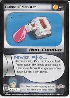 Dragonball Z TCG *Gratis Schutzhülle* | Bulma´s Scouter #120 | 2000