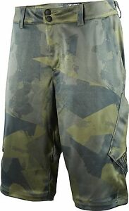 Fox Racing Sergeant Short Olive Camo