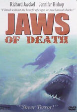 Jaws of Death (DVD, 2005)