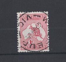 1913 Australia Roo 1d red die 2d SG 2 fine used