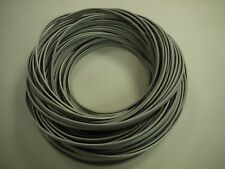 Knock On Edging 15mm T Section Double Lipped - Silver,Black,Dark Grey 100m Roll