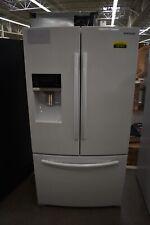 "Samsung Rf23Hcedbww 36"" White French Door Refrigerator #52167 Hrt"