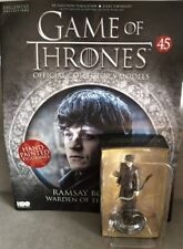 Game Of Thrones GOT Official Collectors Models #45 Ramsay Bolton Figurine NEU