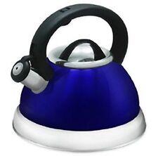 Whistling Tea Kettle in Blue (Blue)