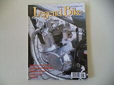 LEGEND BIKE 1/1999 MOTO GUZZI STORNELLO 125/PUCH 50/PARILLA 175/YAMAHA RD 350