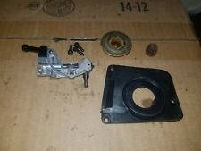 Blue Max OEM Super Steel Chainsaw Oil Pump Oiler used chainsaw part