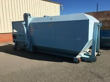 WasteQuip, Self Contained Hydraulic Tail, Trash Compactor 15 Yard, Marathon type
