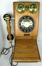 The Country Store Telephone Vintage Retro Style Push Button Landline Mancave