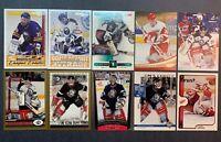 Dominik Hasek 10 Card Lot NHL Buffalo Sabres Detroit Red Wings No Doubles