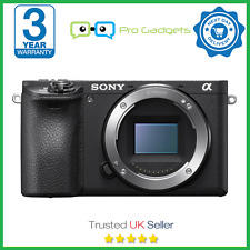 New Sony Alpha a6500 Mirrorless Digital Camera Body Only - 3 Year Warranty