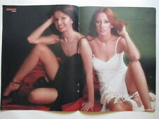 Baccara Maria Mayte clippings Poster Germany German 1970s Nektar Byrds