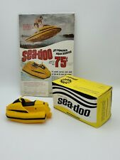 Seadoo 1966 1967 model promo promotional memorabilia Kellogg's rare 66