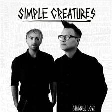 SIMPLE CREATURES STRANGE LOVE CD DIGIPAK NUOVO SIGILLATO