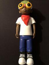 "Hebru Brantley Fly Boy Original Matte Paint Figure 13"" OG Box Signed Very Rare"