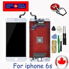 """New For White iPhone 6S 4.7"""" LCD Replacement Screen Touch Digitizer Assembly"""
