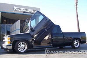 Chevy Truck 88-98 Lambo Kit Vertical Doors Inc 89 90 91