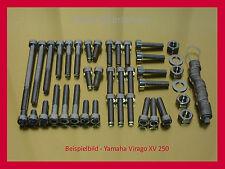 Yamaha Virago XV250 / XV 250 - Edelstahlschrauben V2A Schrauben Motorschrauben