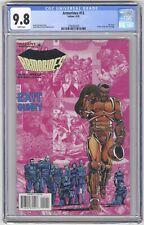 Armorines #12 CGC 9.8 HIGH GRADE Valiant Comic Last Issue X-Men 138 Cover Homage