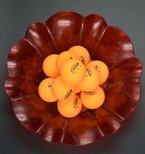 50Pcs REGAIL 3-Stars 40mm Olympic Table Tennis Balls Yellow Ping Pong Ball