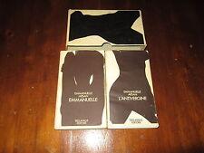 COFANETTO EMMANUELLE E L'ANTIVERGINE E.ARSAN DELLAVALLE EDITORE 1968