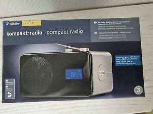 Tchibo TCM kompakt-radio * TOP * in OVP!!