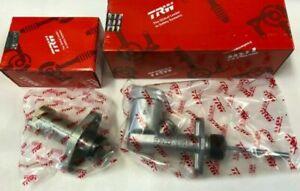 Land Rover Defender TD5 Clutch Master & Slave Cylinders Kit TRW+W/Shop Manual CD
