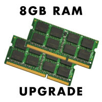 "Macbook Pro RAM Upgrade Kit- 8GB (2 x 4GB) for 2011 2012 A1278 A1286 13 15"" inch"