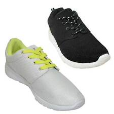 Unbranded Lace Up Textile Shoes for Women