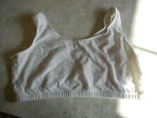 Sport Type Cotton Bra Size 46 White