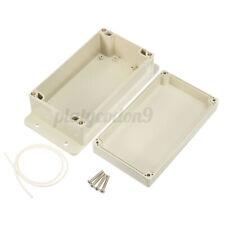 622 X 354 X252 Waterproof Plastic Electronic Project Box Enclosure Case Us