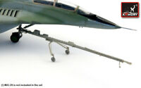 Armory ACA7269 Mikoyan MiG-29 Fulcrum - airfield tow bar 1/72 resin accessories