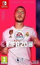 FIFA 20 Nintendo Switch Game EA Legacy Edition New Factory Sealed