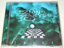 ZIONS ABYSS Tales BRAND NEW CD melodic progressive / power