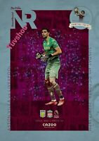 ASTON VILLA v LIVERPOOL 4th October 20 COMPLETE SOLD OUT COLLECTOR'S PROGRAMME!!