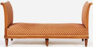 BEAUTIFUL FRENCH ANTIQUE  20th CENTURY  DAYBED LOUIS XVI