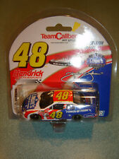 Jimmie Johnson #48 LOWES POWER OF PRIDE 2003 Team Caliber Pit Stop 1:64 NEW