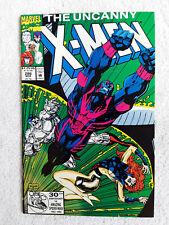 """Marvel Comics Uncanny X-Men Vol 1 #286 /""""Close Call/"""" VF"""