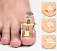 Ingrown Toe foot Nail Correction Fixer Nail Pedicure Tool Toenail Corrector Gold