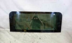 2006-2010 BMW E61 5-Series Touring Rear Panoramic Sunroof Ext Glass Panel Small