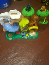 Fisher - Price Little People Zoo Talkers Animal Sounds Zoo Play Set & Animals