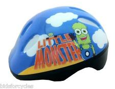 COYOTE BICYCLE CYCLE BIKE CHILDS KIDS JUNIOR BMX LITTLE MONSTER HELMET 48-54cm