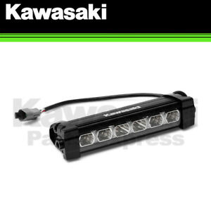 "NEW 2020-2021 GENUINE KAWASAKI TERYX KRX 1000 8"" K-GLOW LIGHT BAR 99994-1307"