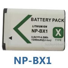 NP-BX1 battery for Sony Cyber-Shot DSC-RX100 DSC-HX50 DSC-HX300 Digital Camera