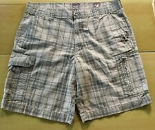 RedHead Plaid Check Shorts 35 Waist Excellent Used Condition