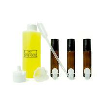 Grand Parfums Version Belle De Opium (Y Sl) Women Oil Set w/Bottles/Tools